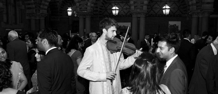 David Ramsay Bollywood Violin 12