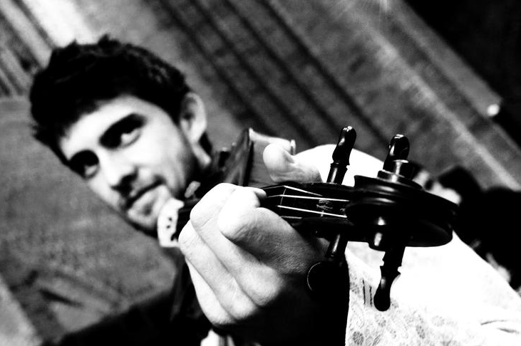 David Ramsay Bollywood Violin 4