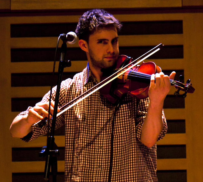 David Ramsay Bollywood Violin 6